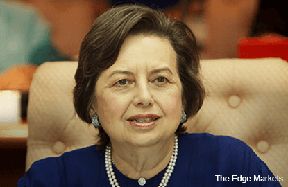 Bank Negara governor Zeti says finance, economy severance raises 'potential for financial instability'