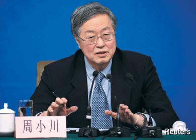 Zhou says no big PBOC stimulus needed as data suggests otherwise
