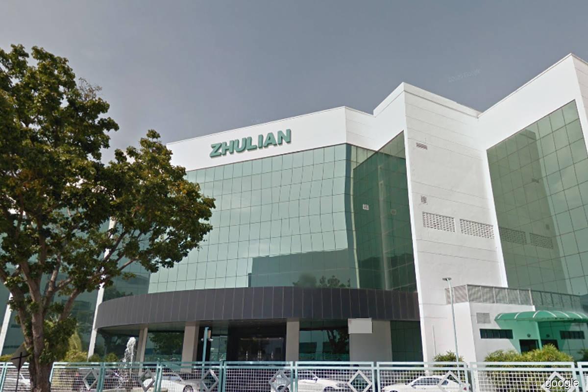 Zhulian 2Q net profit falls 42%, declares three sen dividend